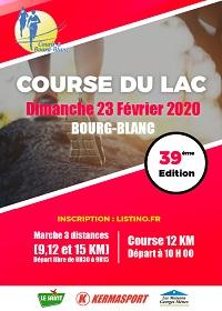 Course du Lac à Bourg-Blanc
